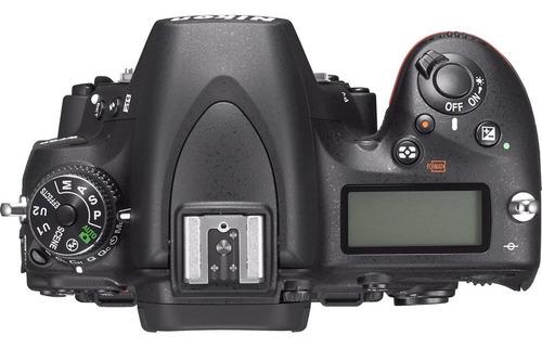 câmera digital nikon d750 corpo full frame+bolsa+32gb c/ nfe