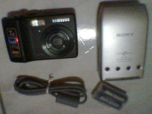 câmera digital samsung 7.2 (não faço troca)