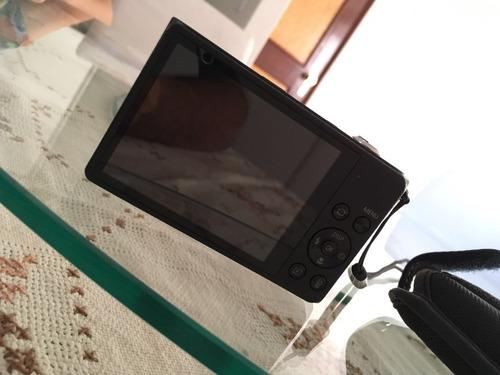 câmera digital samsung dv300f, 16.1 megapixels, wifi... :)