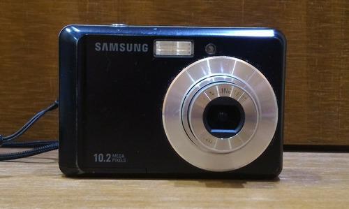 câmera digital samsung sl30