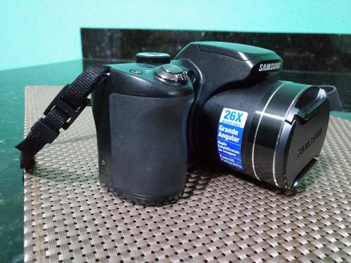 câmera digital samsung wb100 16.2 megapixels