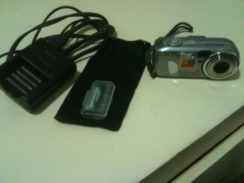 câmera digital sony ciber shot dsc-p93