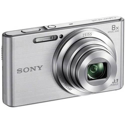 câmera digital sony dsc w830 zoom optico 8x 20.1 mp