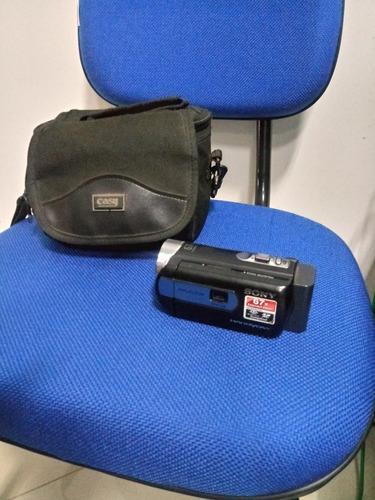 câmera digital sony projector dcr-pj5