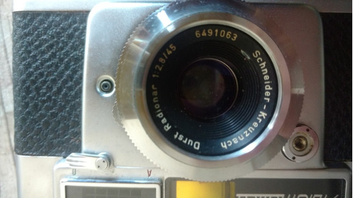 câmera durts  automatica antiga