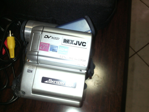 câmera dv 1000 mx jvc