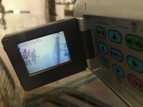 câmera e filmadora digital tek pix 3.1 megapixels