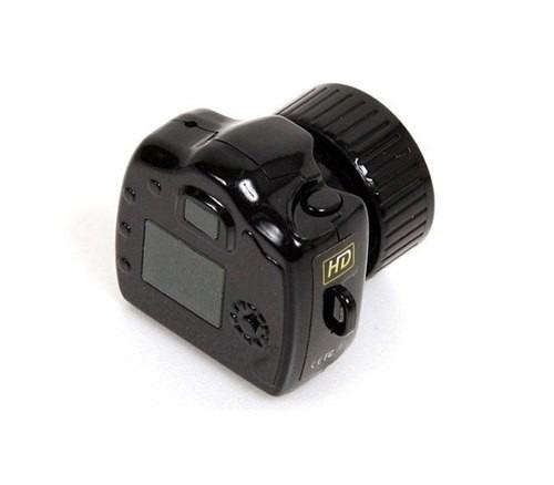 câmera espiã para filmar tudo que quiser