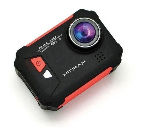 câmera esporte ação xtrax evo 12mp mini usb full hd wi fi