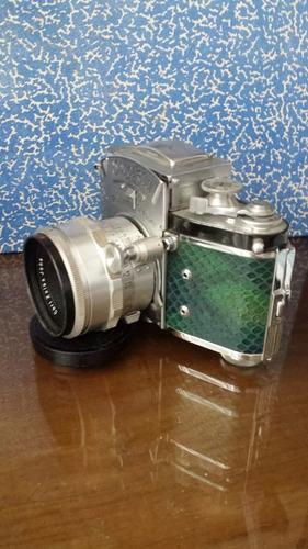 câmera exakta varex excelente estado raridade