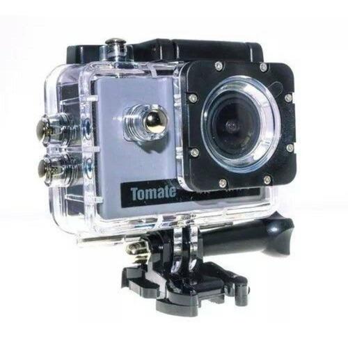 câmera filmadora 4k wifi prova d'água tomate c/ controle