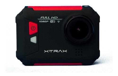 câmera filmadora ação 12mp full hd xtrax evo wifi