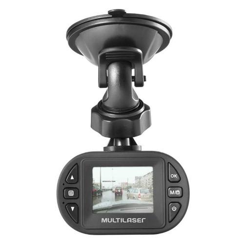 câmera filmadora carro fullhd visão noturna au013 multilaser