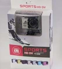câmera filmadora full hd 12mp 1080 wifi moto bike