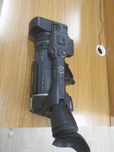 câmera filmadora panasonic ag-ac160ap  ac160