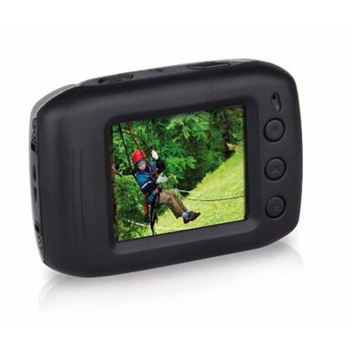 câmera filmadora prova d´agua bob burnquist dc180 - original
