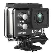 câmera filmadora sj7star/wi-fi/black/nova/pronta entrega
