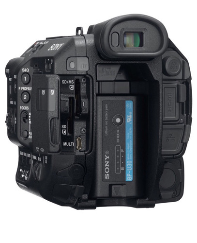câmera filmadora sony