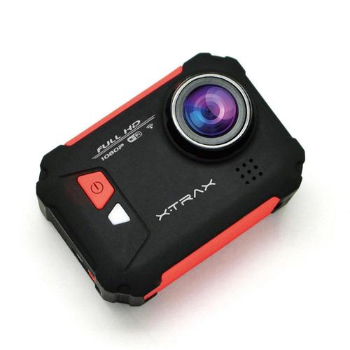 câmera filmadora xtrax