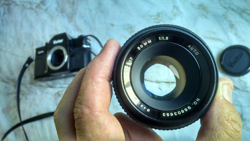 câmera foto japonesa vivitar 35mm reflex