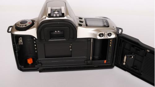 câmera fotográfica analógica canon eos 300