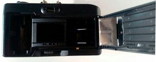 câmera fotográfica antiga  vivitar 35mm + brinde retrô b63