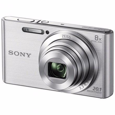 câmera fotográfica digital sony cybershot dsc w830 original