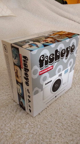 câmera fotográfica fisheye - nunca usado
