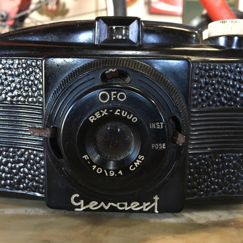 câmera fotográfica gevaert antiga ñ canon nikon 1010