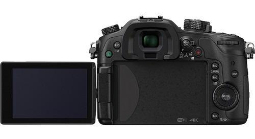 câmera fotográfica panasonic lumix dmc-gh4-profissional-4k