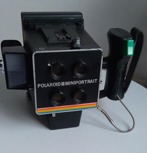 câmera fotográfica polaroid