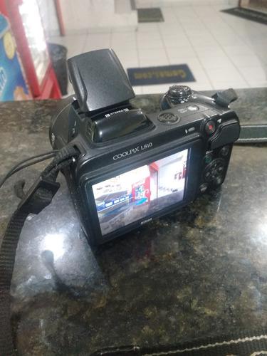 câmera fotográfica semi profissional nikon
