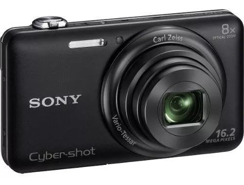 câmera fotográfica sony dsc-w830 tela 2.7 sem juros