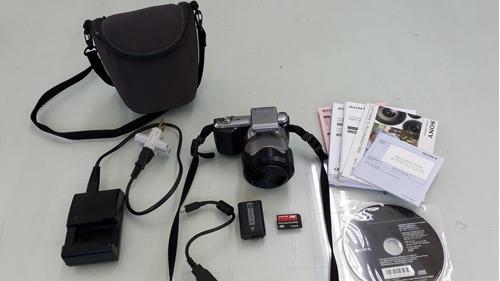 câmera fotográfica sony nex-c3 16mp
