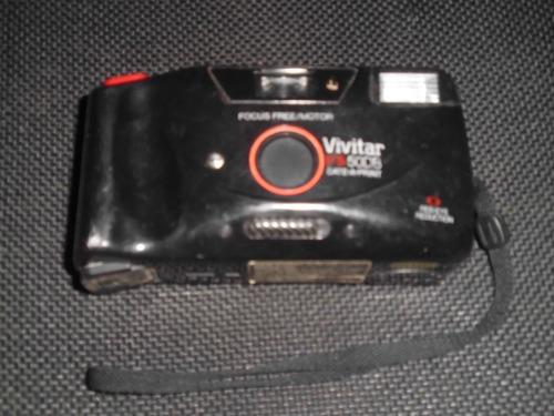 câmera fotográfica vivitar ps50db