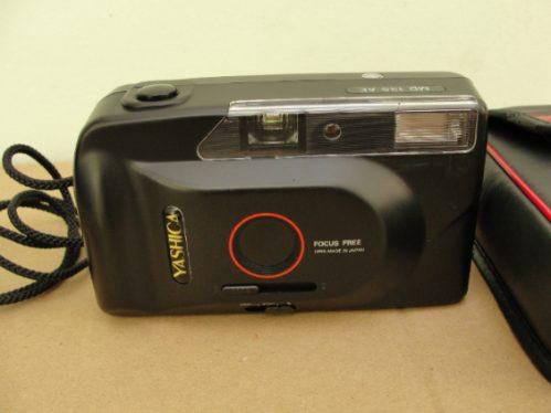 câmera fotográfica yashica md 135 ae