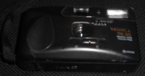 câmera fotográfica yashica yk-35