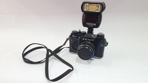 câmera fotográfica zenit 12xp