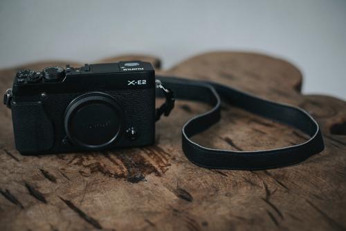 câmera fuji xe-2 - corpo