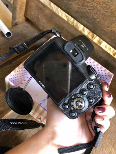 câmera fujifilm fuji finepix s2980 18 megapixels