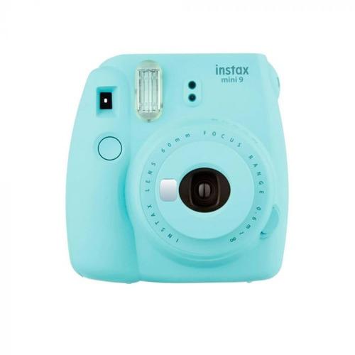 câmera fujifilm instax mini 9 - original - azul gelo