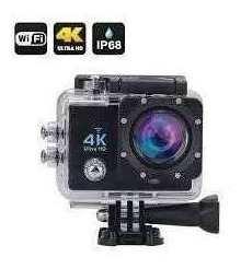 câmera full hd 16mp wifi 4k moto bike filmadora