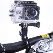 câmera full hd 16mp wifi 4k moto bike = gopro hero 3
