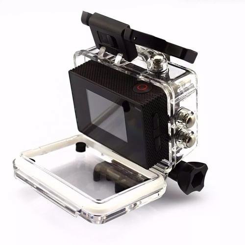 câmera go filmadora pro hd 1080 sports bike moto prova dagua