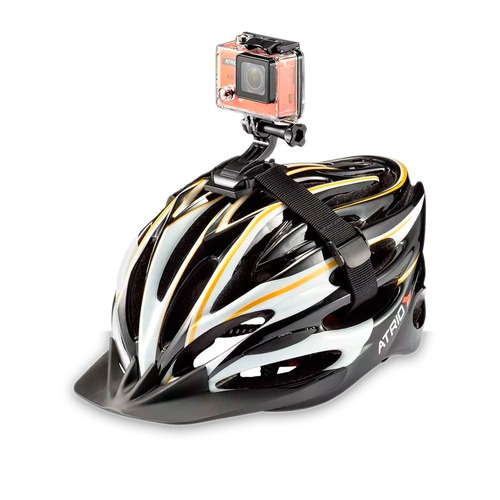 câmera go pro similar hero 5 12mp 4k wi-fi marca atrio