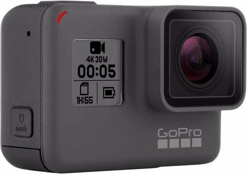 câmera gopro hero 5 black wifi/bluetooth 2  +32gb classe10