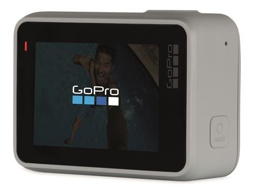 câmera gopro hero 7 white 10mp full hd wifi original c/nfisc
