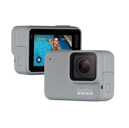 câmera gopro hero 7 white ref. autorizado garantia nf brasil