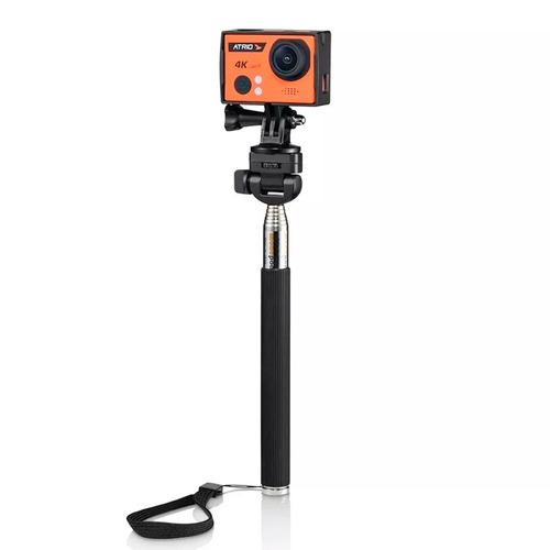 câmera gopro wifi ação similar hero 5 12mp 4k atrio