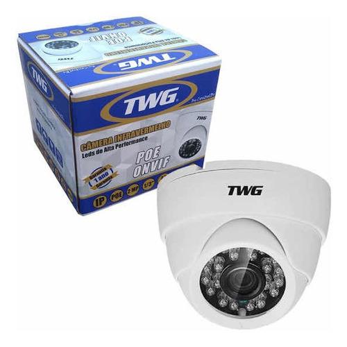 câmera infravermelho tw-3136 poe